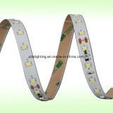 12V-24V 60LEDs/M SMD2835 4000k白い「S」の形LEDの滑走路端燈