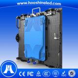 Modulo esterno della visualizzazione di LED di buona uniformità P6 SMD3535 Hub75