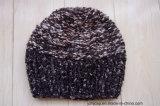 Шлема Beanie шлема POM POM Knit шлема Beanie жаккарда шлема зимы шлем акрилового изготовленный на заказ Handmade связанный