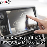 Video interfaccia di percorso Android di GPS per Peugeot 3008 Mrn Smeg+