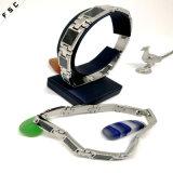 Bracelete de moda de aço inoxidável de alta qualidade para menino