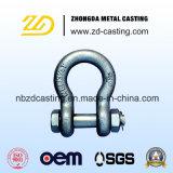 Edelstahl CNC-maschinell bearbeitenteil für LKW
