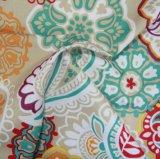 Textiles para el hogar de la tela de microfibra de poliéster cepillado Tela tela de la impresión de la hoja de cama