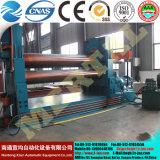 Venda quente! Máquina de rolamento simétrica hidráulica da placa de três rolos Mclw11nc-40*2500, máquina de dobra