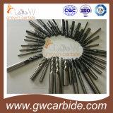 Каннелюры торцевой фрезы 3 карбида вольфрама высокого качества для алюминия
