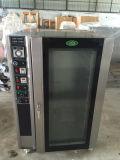Het Gas van de Apparatuur van de bakkerij/Elektrische Oven/de Oven van de Convectie van het Baksel