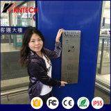 Aeroporto prendido do interfone, banco, elevador, metro, Knzd-16 de construção