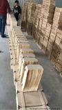 포도주 저장 선물 상자를 위한 주문을 받아서 만들어진 포장 나무 상자