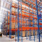 Vorgewählter Ladeplatten-Typ Stahllager-Racking