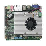 SSDのための1*Mini SATAのソケットが付いているIntel原子D425プロセッサのマザーボード