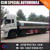 camion de réservoir à lait du camion solides solubles de lait de 8X 4 28t 29ton 30ton 32ton