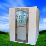Difusores de la ducha de aire del sitio limpio