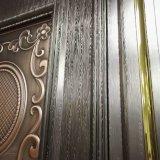 鋼材カラードアのための装飾的な青銅色のステンレス鋼の版