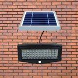 Lámpara de pared de acero inoxidable solar al aire libre precio barato