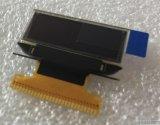 0.83インチOLEDの表示モジュール96X39は白く青いカラーに点を打つ