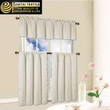 Jogos baratos das cortinas da série da cozinha dos estilos da cortina da cozinha