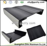 Perfiles de aluminio para el material de construcción