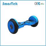 Smartek 10 인치 전기 스쿠터 지능적인 망설임 널 Gyroskuter 각자 옥외 운동 S-002-1를 위한 균형을 잡는 스쿠터 자이로컴퍼스 스쿠터 Citycoco