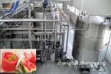 기계를 만드는 다기능 과일 생산 라인 식물성 과일 주스