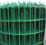 Engranzamento revestido da cerca do PVC euro-/fio de Holland