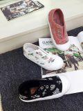 Le type classique a vulcanisé Outsole en caoutchouc lacent badine vers le haut des chaussures de toile