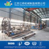 排水の管の具体的な機械を溶接する鋼鉄ケージロール