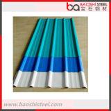 Листы стального цинка Baoshi Coated Corrugated стальные