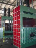 Y82-30縦のドラムバレル油圧出版物の梱包機/Flattener/Crusher/Compactor/Bucker