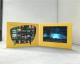 Bester Verkaufs-video bekanntmachende Karte