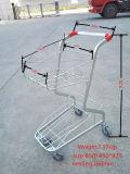 Neue Art drücken Laufkatze für Mall von Hand ein