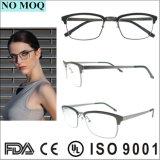 Form-Aluminiumbrille-optischer Rahmen für Frau