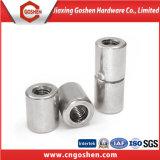 Longue noix de couplage Hex de l'acier inoxydable 304