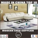 L'Australia la maggior parte del sofà di cuoio popolare del salone con la L figura
