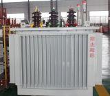 Serie 315 KVA 10kv Non-Escitation di fase S11 dell'albero che regola trasformatore elettrico