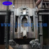 Fornalha média usada de Induciton do fornecedor da fábrica do ouro de China