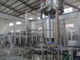 Линия оборудование минеральной вода автоматической полностью готовый бутылки любимчика выпивая заполняя