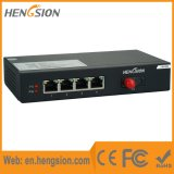 No administrado conmutador Gigabit Ethernet Port 5 Red de acceso por fibra