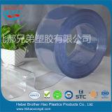 Plastificante material cru do PVC DOP de 100% que processa a cortina expulsa Rolls da tira do PVC