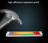عادة لون عارية أمان مظهر بديعة ليّن لمس دقيقة زجاجيّة شاشة حارسة لأنّ [سمسونغ] بطاقة 4