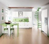Gabinete de cozinha moderno do lustro elevado do Australian 2 PAC
