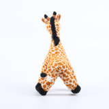 동물성 지라프에 의하여 채워지는 견면 벨벳 연약한 장난감