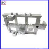 As peças do equipamento da máquina de alumínio morrem a peça da máquina das peças da carcaça