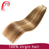 Vente en gros de brouillard brésilien Remy Virgin Human Hair Highlights
