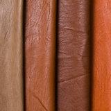 Couro sintético gravado quente para sacos, sapatas, vestuário, decoração (HS-Y09)