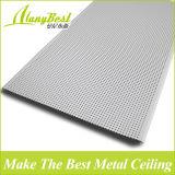 Azulejo linear de aluminio moderno del techo 2017 para el salón de muestras