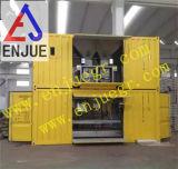 ensaque de 25kg 50kg 100kg e unidade automáticos Containerized móveis do peso