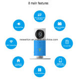 HD 720p IRの夜間視界のホーム監視のビデオ機密保護カムH. 264 CMOS無線WiFi IPネットワークカメラ