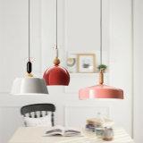 Dekoration-modernes hängende Lampen-Aluminium, das hängende Beleuchtung hängt