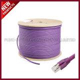 Cat7 abgeschirmtes vereiteltes SFTP festes LAN-Massen-Ethernet-Kabel