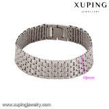 Schmucksachen der Form-Bracelet-34 kühlen kein einfaches grosses Edelstahl-Steinarmband ab